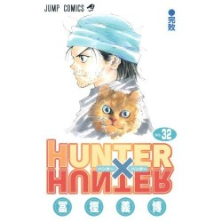 HUNTER HUNTER volumen 32 - Jump Comics