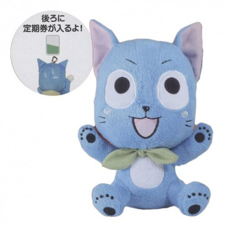 Peluche Fairy Tail Happy