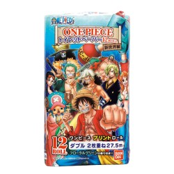 Rollo papel higienico One Piece