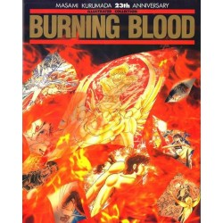 Burning Blood Masami Kurumada 23th Anniversary