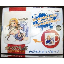 Queen's Blade taza Leina cambia color