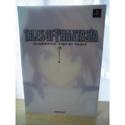 Tales of Phantasia Namco Guide Book (libro de videojuegos)