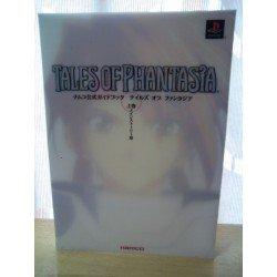 Tales of Phantasia Namco Guide Book (libro de videojuegos)