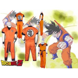 Costume Son Gokuh