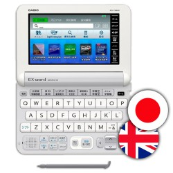 Casio electronic dictionary XD-Y9800 English