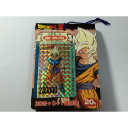 Dragon Ball Amada PP Card Memorial Pull Pack series 14/15 (34 cards) 1996 edition