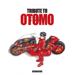 Tribute to Otomo artbook Kodansha