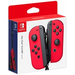 Pareja mandos Nintendo Switch Joy-Con  (Japon) - Super Mario Odyssey Red Colour