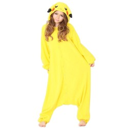 Pokemon Pikachu Japanese pijamas kigurumi cosplay