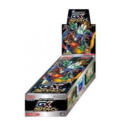 "Pokemon Card Game Sun & Moon High Class Pack ""GX Ultra Shiny"""