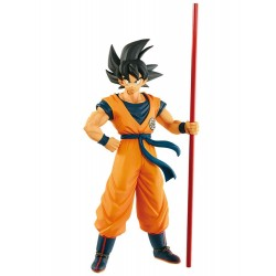 Dragon Ball Super - Broly The Movie  SON GOKU 20th FILM LIMITED FIGURE by Banpresto