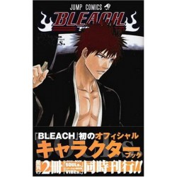 Bleach Official Character Book Souls