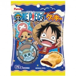 Furuta One Piece baked chocolate chip cookies