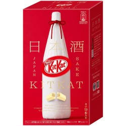 Japanese Sake Nihon-shu Chocolate Kit Kat limited edition