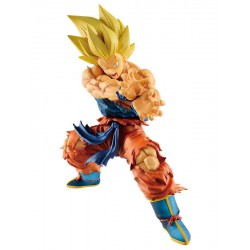 Banpresto Dragon Ball Legends Collab kamehameha Son Goku figure
