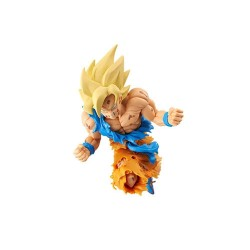 Banpresto Jump 50th Anniversary Son Goku figure