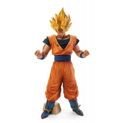 Banpresto Dragon Ball Z Grandista Resolution of Soldiers Son Goku Action Figure
