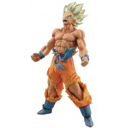 Banpresto Dragon Ball Z Blood of Saiyans Son Goku figure Banpresto