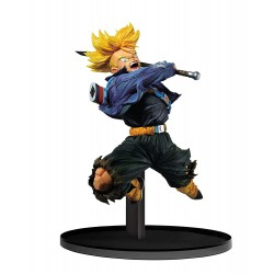 Banpresto World Figure Colosseum Tenkaichi Budoukai Trunks