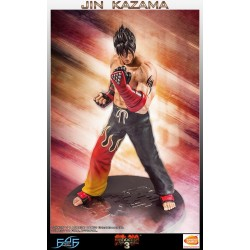 Estatua de Jin Kazama Tekken 3 First 4 figures