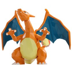 Charizard Pokemon Polygo figure by Sentinel company
