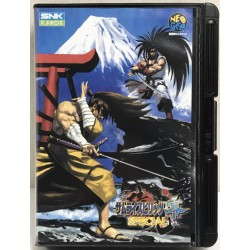 Neo-Geo AES SAMURAI SPIRITS ZERO SPECIAL - JAPANESE UNFIXED VERSION