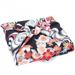 Flowers Traditional wrapping cloth Furoshiki