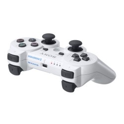 Dual Shock 3 White (Blanco)