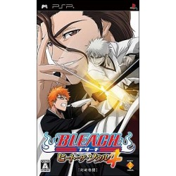 Bleach Heat the Soul 4