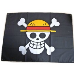 Bandera negra One Piece