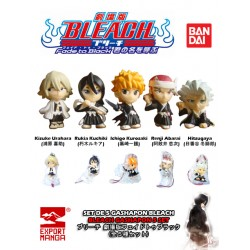 Bleach [Fade to Black] Gashapon 5 set