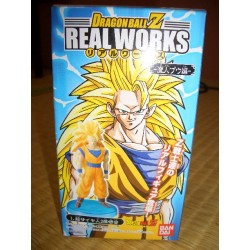 Dragon Ball Real Works 2 - Gokuh Saiyan 3 Bandai