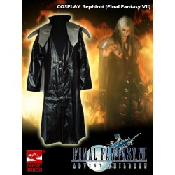 Cosplay Sephiroth Final Fantasy VII Advent Children
