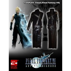 Cloud Final Fantasy VII Advent Children Cosplay
