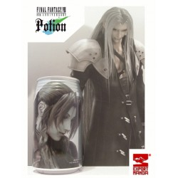 Aerith Final Fantasy VII Potion Suntory