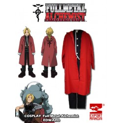 Full Metal Alchemist Edward Cosplay